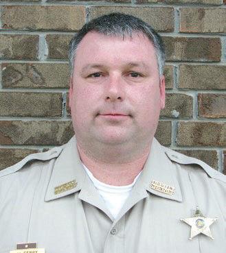 Blount County Chief Deputy William Ferry
