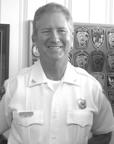 Ray Baxley has been on the job as Blountsville's new police chief since April.