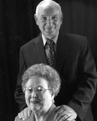 Clayton and Rhea Hoomes