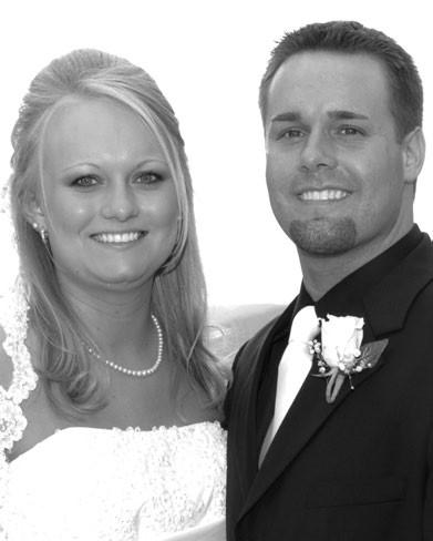 Mr. and Mrs. Brian Ashley Vick