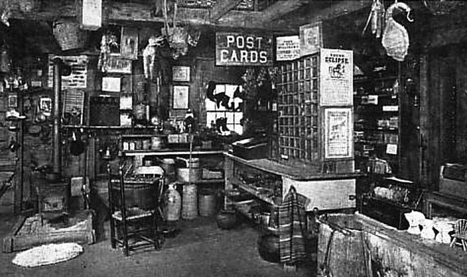 The country store – a precursor to modern supercenters
