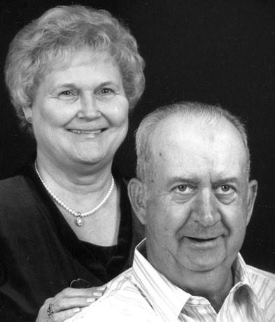Ed and Ilene Faulkner