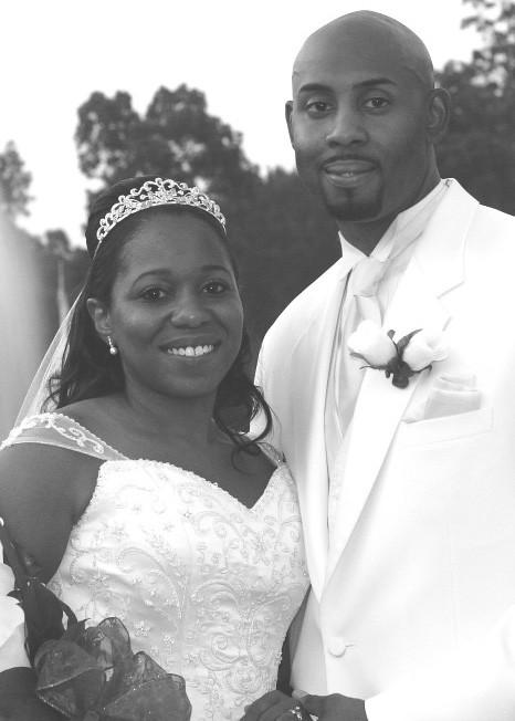 Mr. and Mrs. Marlon Brandon Owens