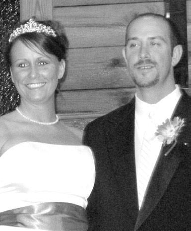 Mr. and Mrs. Jason Thomas Marske