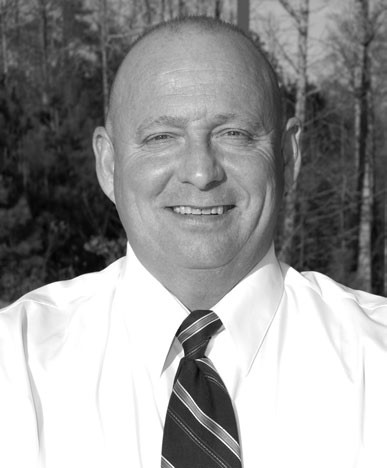Blount County sheriff candidate Randall Hosey.