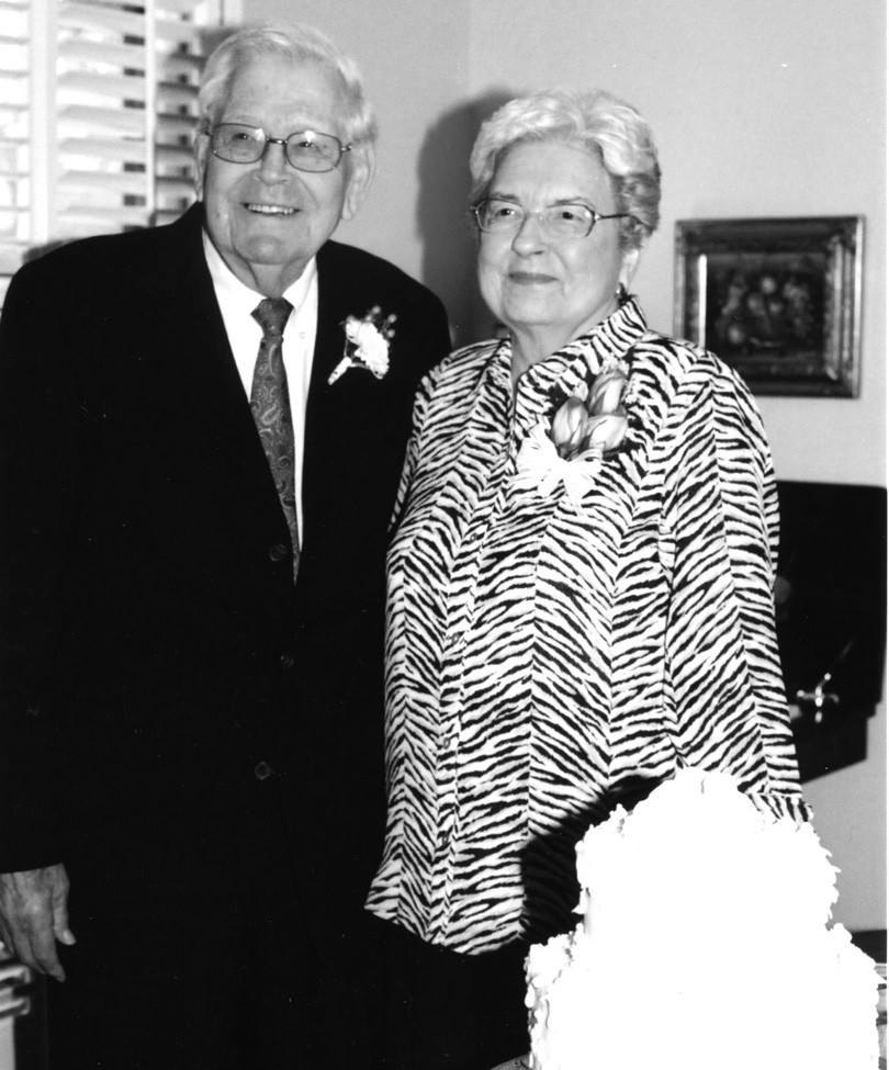 Mr and Mrs. Paul Faust