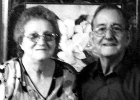 Mr. and Mrs. Pheron Weaver