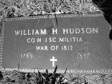 Tomb of William H. Hudson