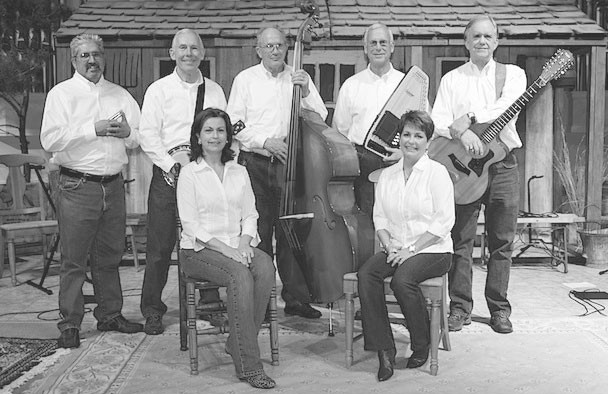 """THE SANDSPUR BAND will present a concert Saturday, July 10, at 7 p.m. in the fellowship hall of Lester Memorial United Methodist Church. The Sandspur Band is a group from Gulf Shores United Methodist Church which considers its music to be """"stained glass bluegrass."""" The concert is free, and the church will provide light refreshments following the concert for fellowship with the band and those attending. See the band's website www.sandspurband.com for more information."""
