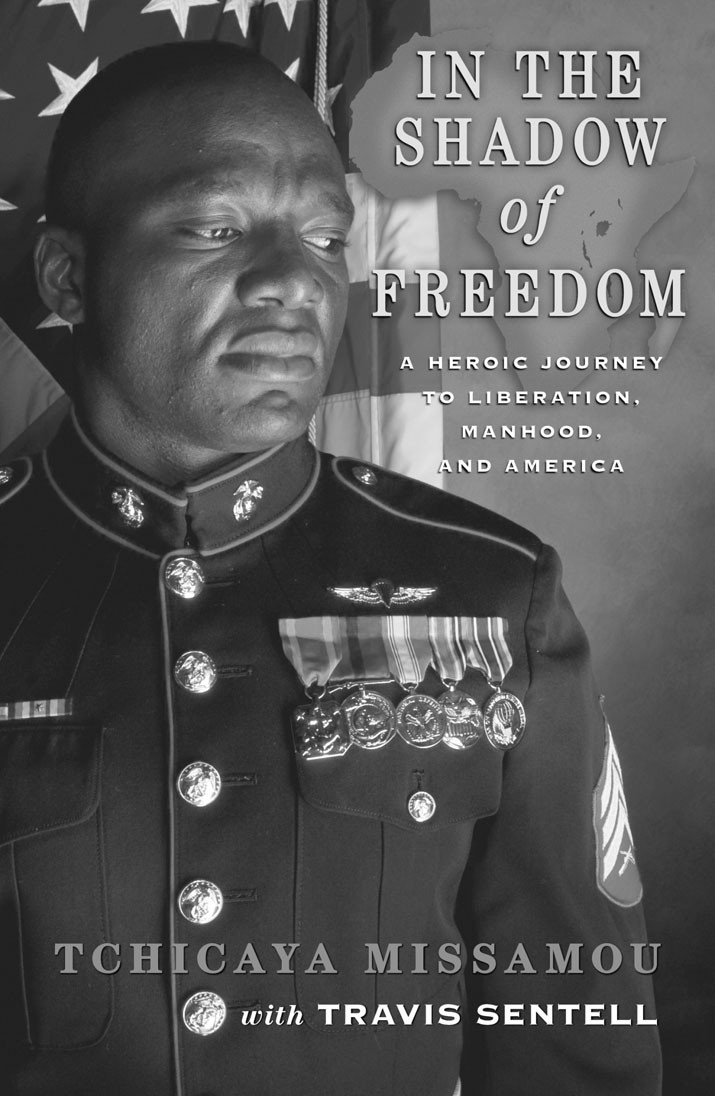 In the Shadow of Freedom by Tchicaya Missamou with Travis Sentell, c.2010, Atria $15.00 / $19.99 Canada 387 pages.