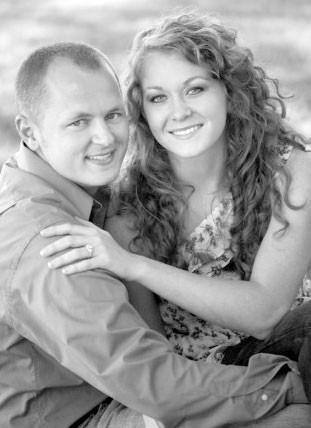 Tiffany Shedd and Brandon Jarrett