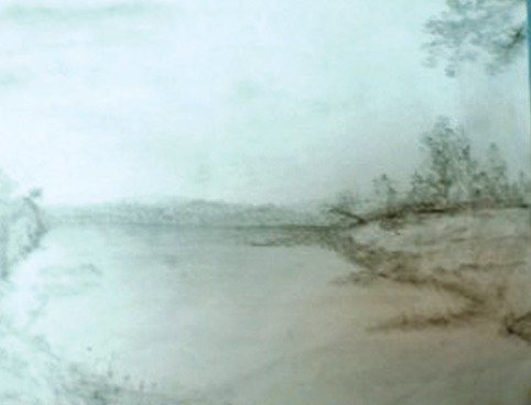 'Water Hole' by Rebecca Payne