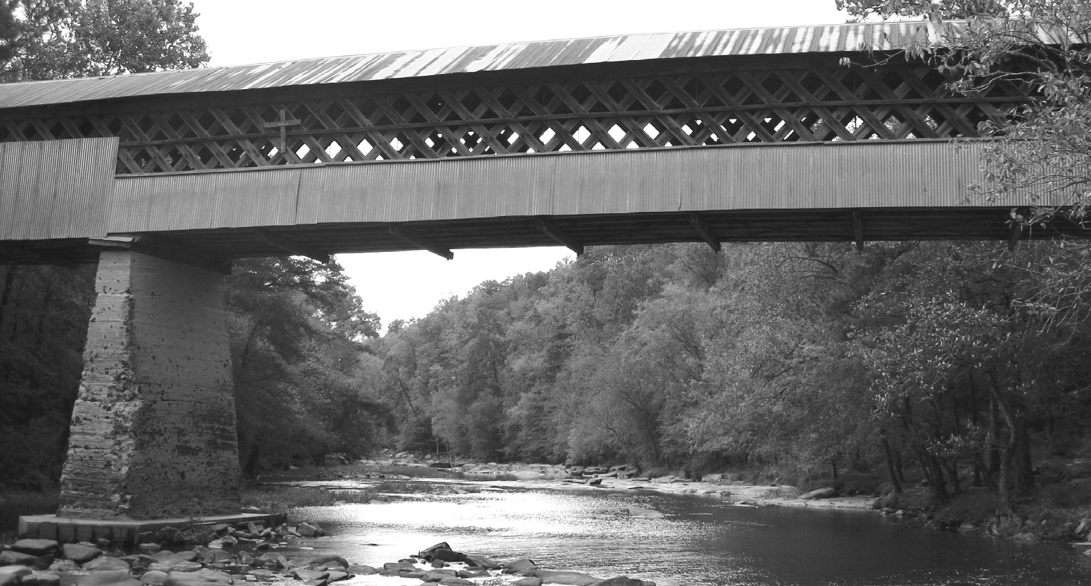 Bids for repair work on Blount County's three remaining covered bridges were opened in September.
