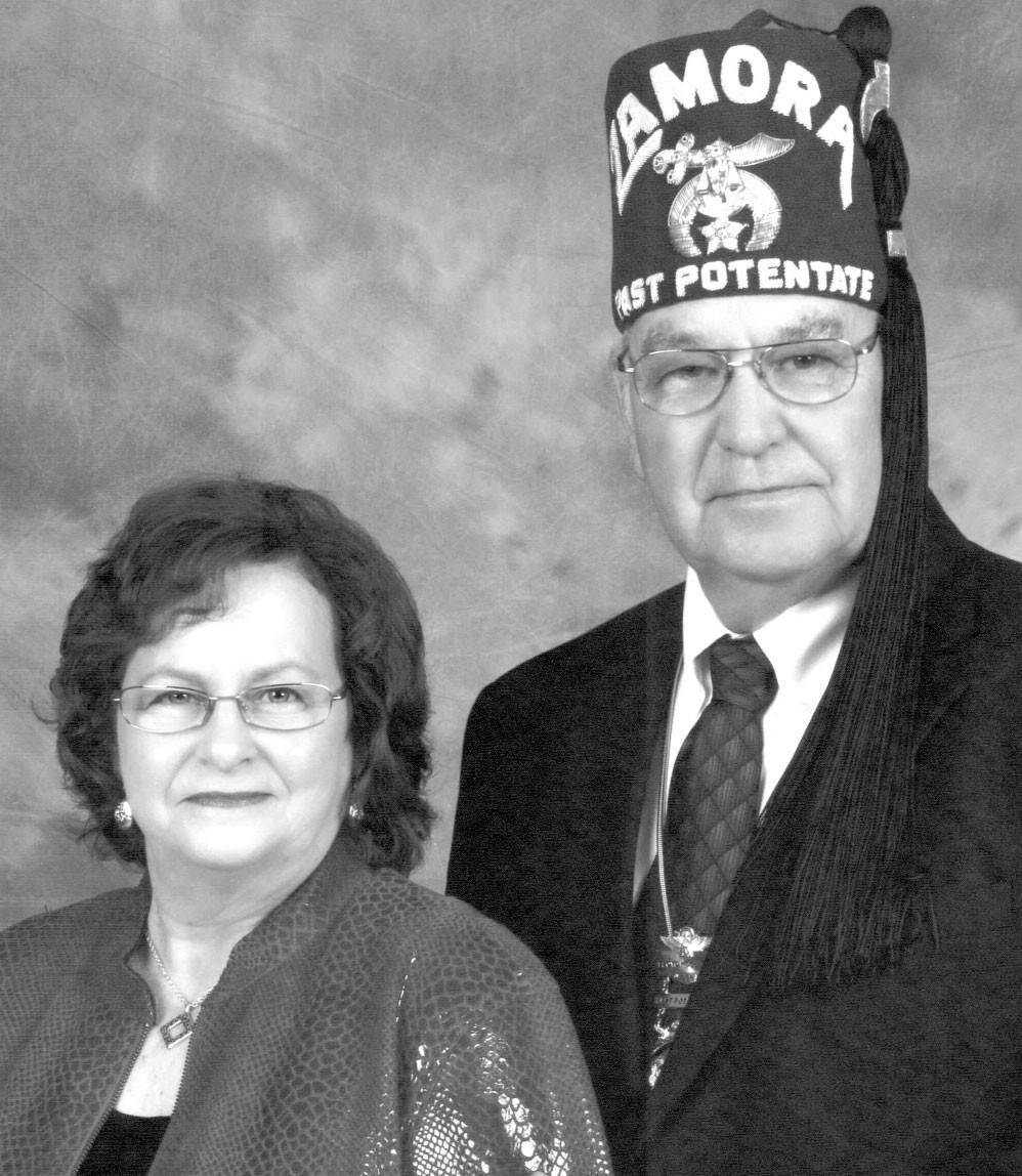 Mr. and Mrs. Floyd Hogeland