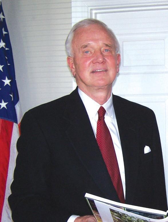 Former Sen. Hinton Mitchem