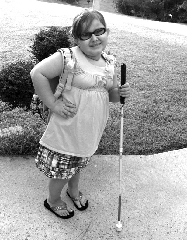 Brooklyn Jenkins is an Alstrom Syndrome patient and wishes to visit a conference in Massachusetts this year.
