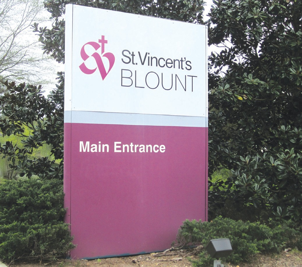 St. Vincent's Blount: top-rated hospital on measures of medical and patient care quality and patient satisfaction. New designations expected soon will improve the hospital's financial performance, as well.