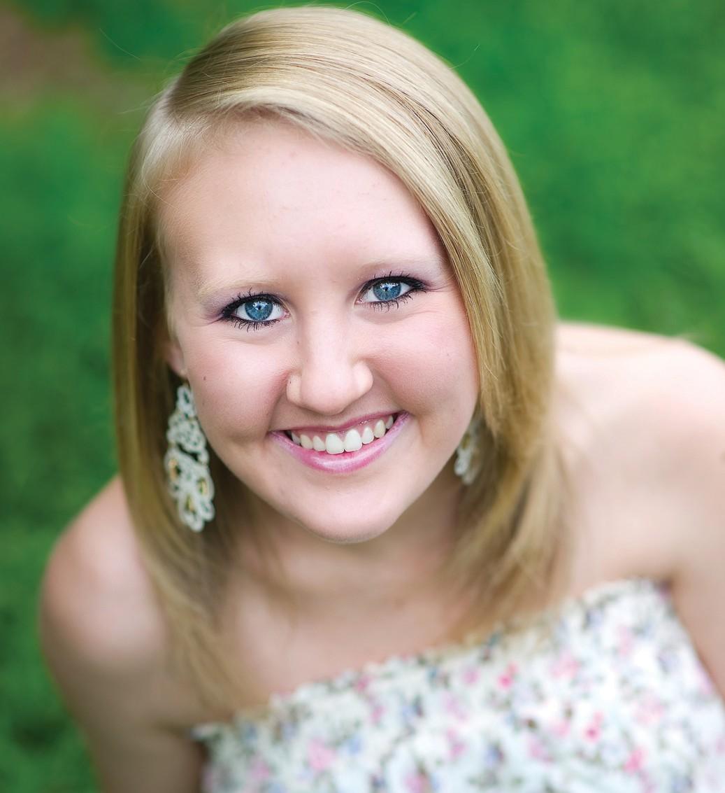 Samantha Sloan, Hayden High School