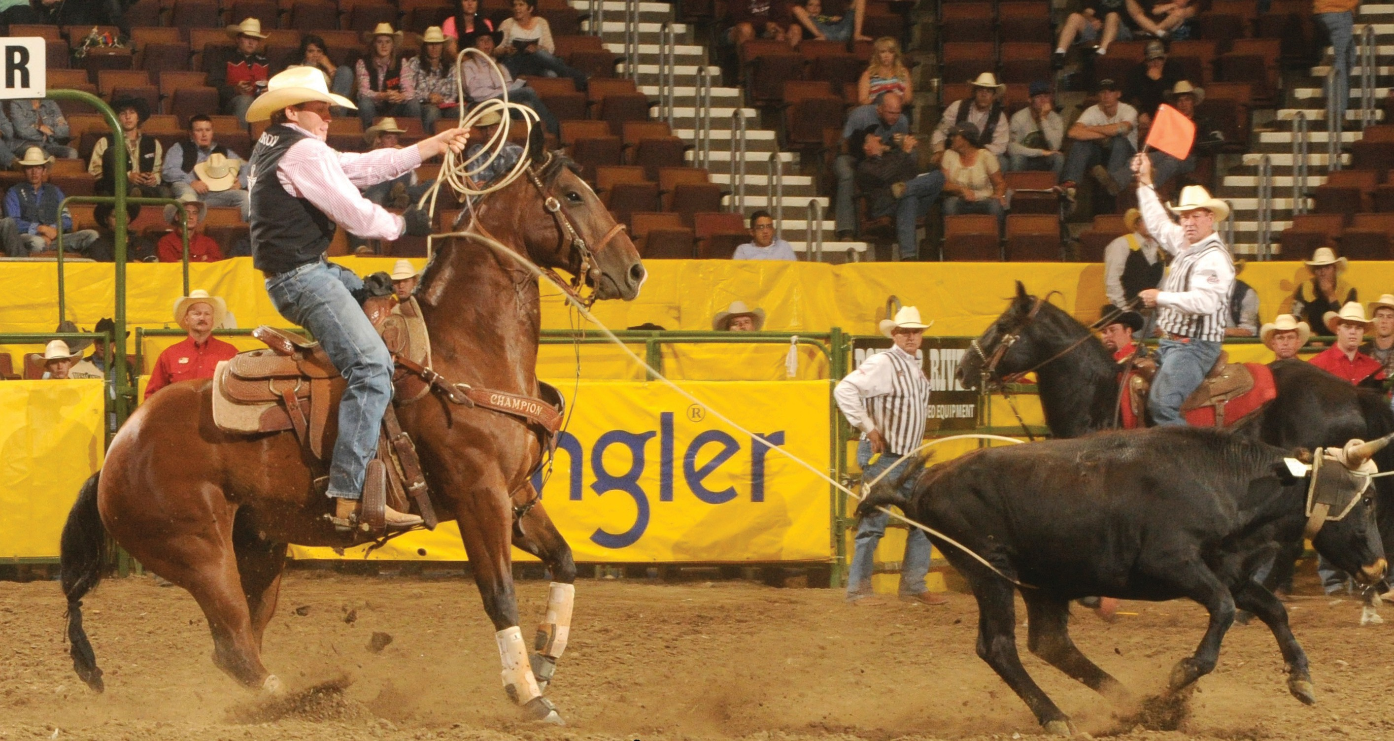 Photo courtesy: Hubbell Photos / College National Finals Rodeo