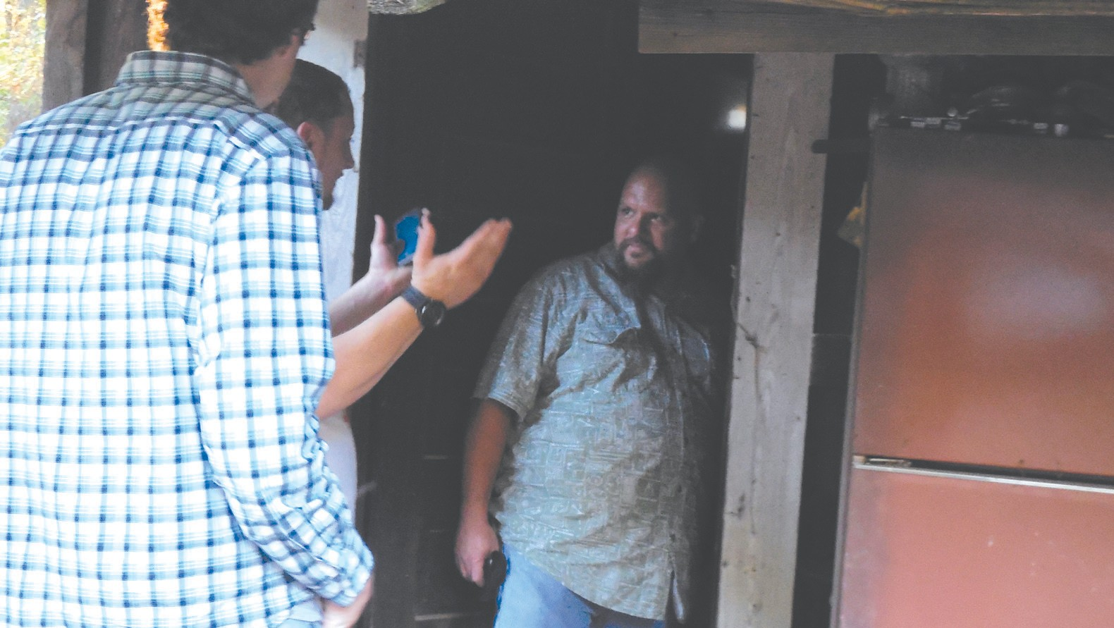 WCRL morning show host Jeremy Lesley was one of the few brave enough to venture into one of Blount County's most haunted areas.