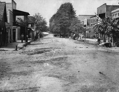Main Street, circa 1909