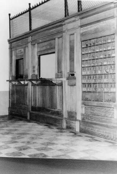 Blountsville Post Office