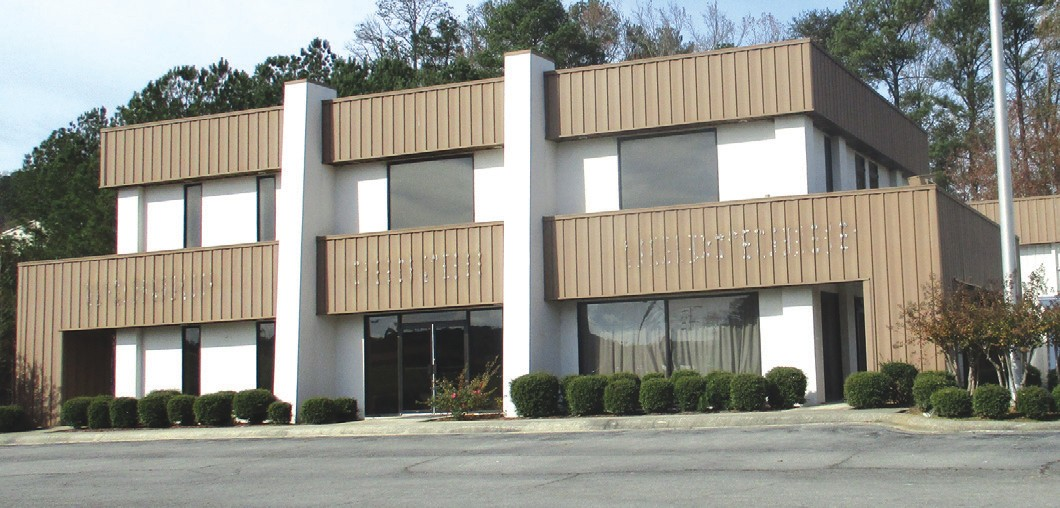 Former Gargus dealership building: site of Wallace State classes next summer