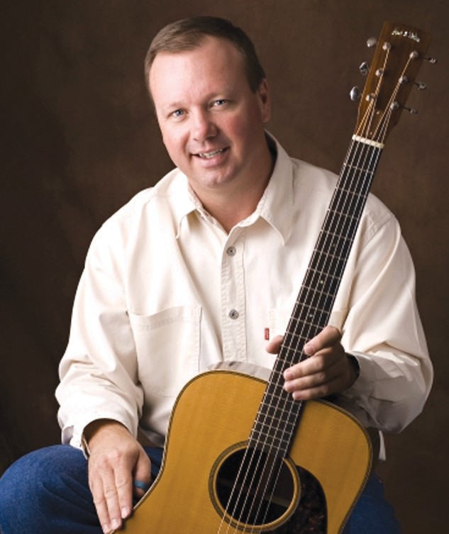 Shane Adkins, guitarist, vocalist, and songwriter is the entertainer for the Blue Ribbon Dinner. His forte: songs of intriguing history, delightful humor, and touching songs that tug at the heartstrings.