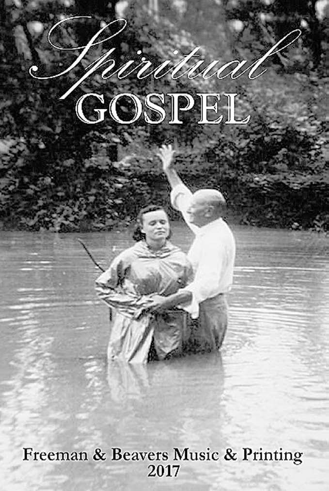 New gospel songbook available from local publisher